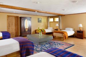 Dewa Spa Interior