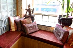 Jivana Green spa interior