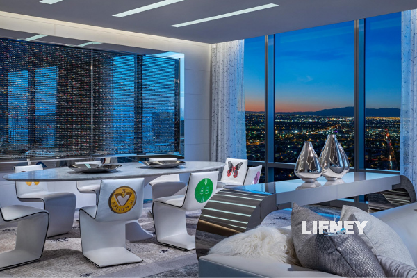 The Empathy Suite – Palms Casino Resort, Las Vegas