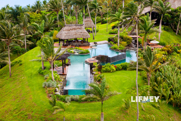 The Hilltop Estate – Laucala Island
