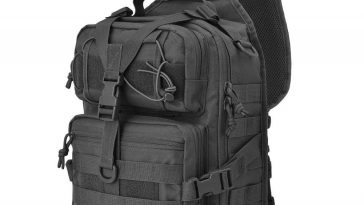 AXEN Tactical Sling Bag Pack
