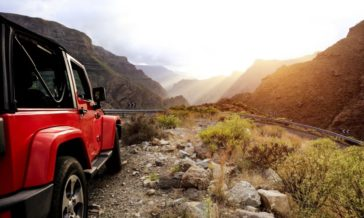 The Best Snacks To Pack for Off-Road Trips